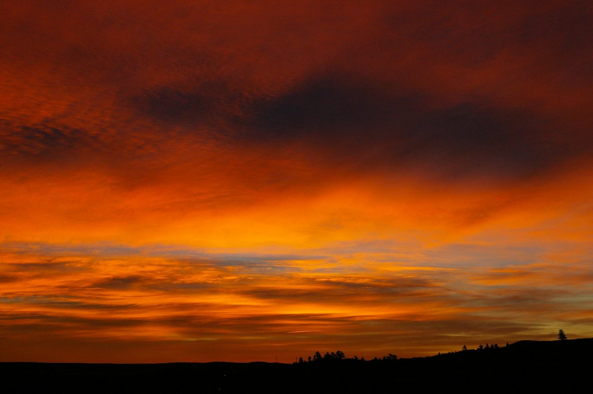 Red Sky – Five Acres with a View